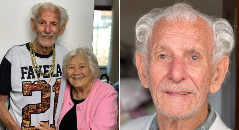 Nelson Miolaro, do 'Vovôs TikTokers', morre aos 91 anos