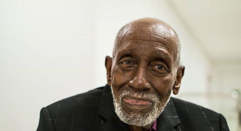 Nelson Sargento tinha 96 anos de idade