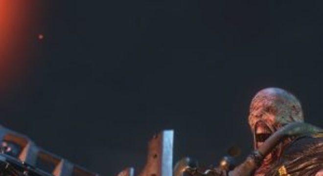 Nemesis poderá invadir salas seguras em Resident Evil 3 Remake