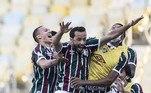 Nenê, Fluminense, Corinthians