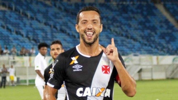Nenê honrou a camisa 10 do Vasco e brilhou no clube