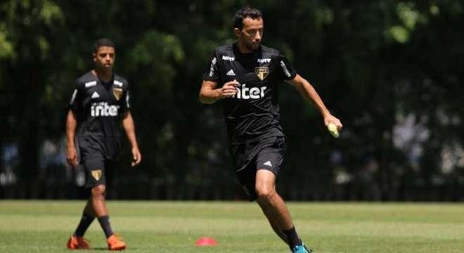 'Sempre vou dar o melhor pelo meu clube', afirmou Nenê