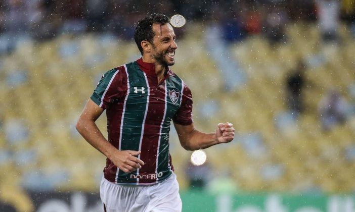Nenê - Um dos destaques da competição, o experiente meio-campista tem 6 gols e completa a disputa pela artilharia do Carioca