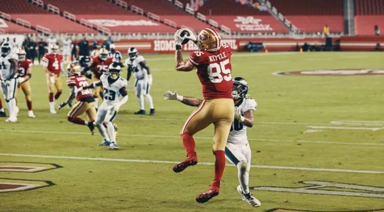 Nenhum time foi mais impactado pelas lesões que o San Francisco 49ers. Sem elas, o time estaria no top 5 sem sombra de dúvidas.