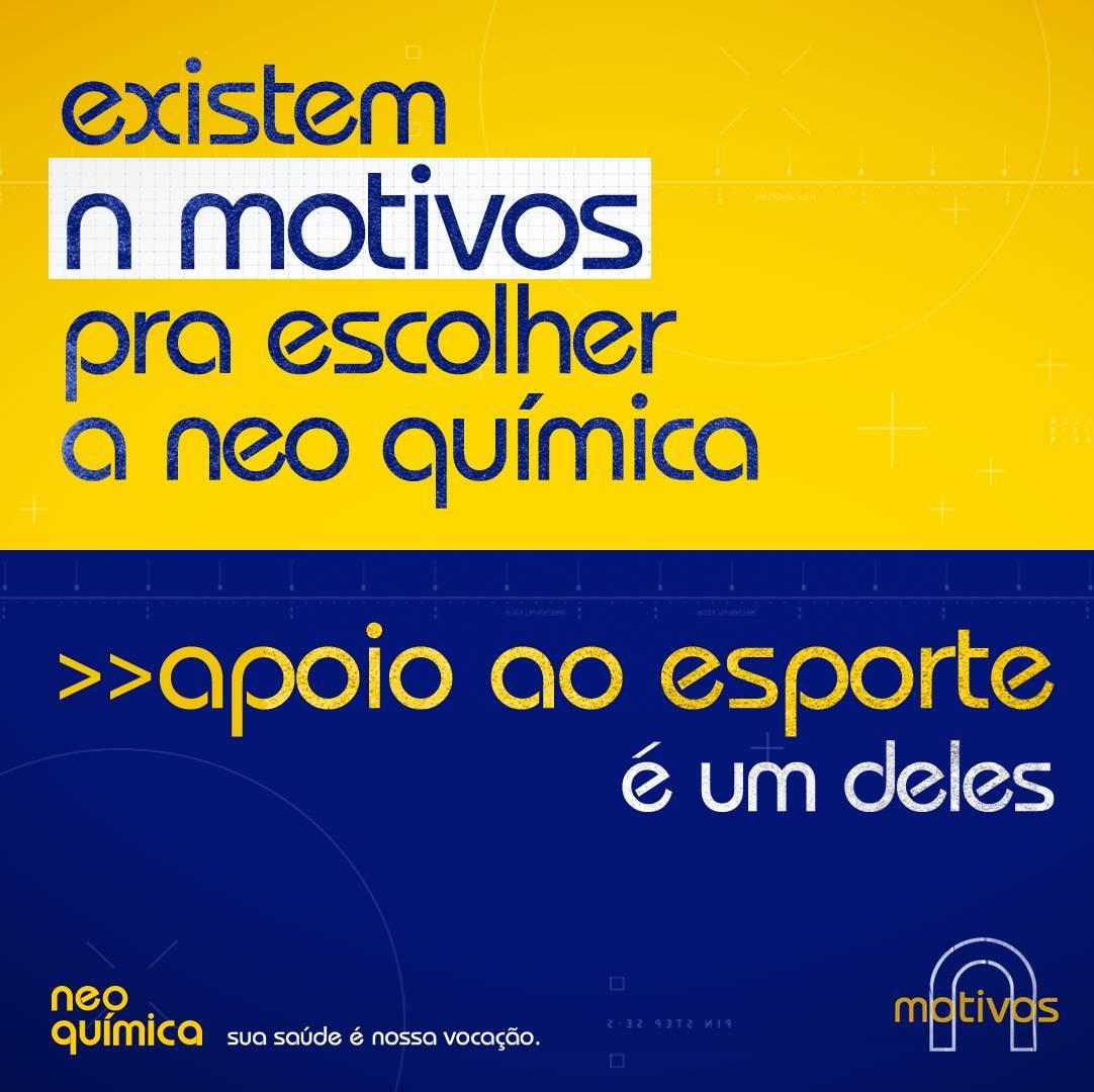 Esporte, Responsabilidade social, Saúde e bem-estar e Inovação são os pilares da Neo Química Arena para facilitar o acesso à saúde aos brasileiros