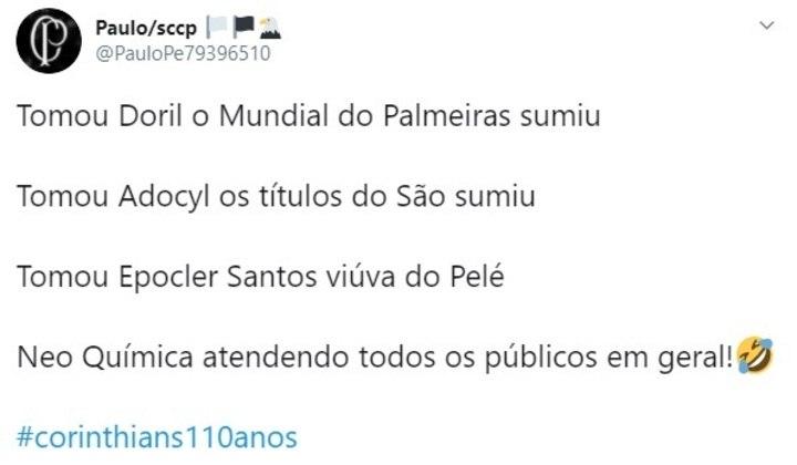 Neo Química Arena: novo nome do estádio do Corinthians gera memes nas redes sociais