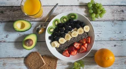 Consumo de alimento in natura ajuda a prevenir colesterol alto
