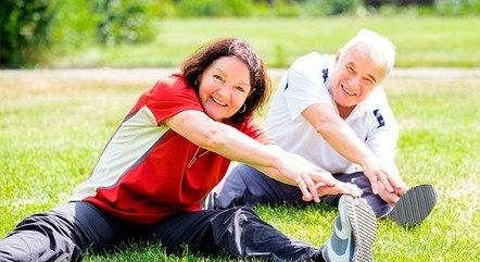 A prática esportiva diminui os riscos de diversas doenças, entre elas as cardiovasculares