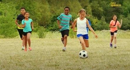 O esporte oferece oportunidade de melhorar a perspectiva de vida e transformar o futuro dos jovens