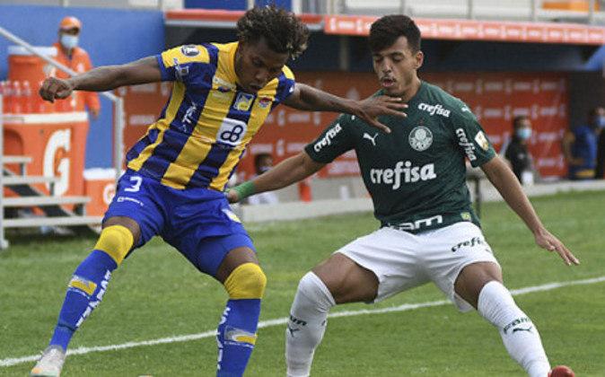 Nessa quarta-feira (2), o Palmeiras recebe o Delfin-EQU para decidir quem avança para as quartas de final da Liberta. O Verdão tem a vantagem dos 3 a 1 que conseguiu fora de casa. O jogo das 19h15 de amanhã será exibido pela Fox Sports.