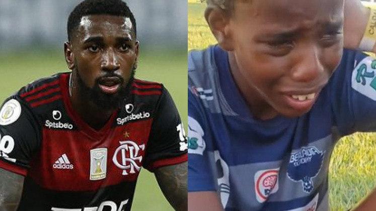 Nesse domingo (20), o jogador do Flamengo, Gérson, foi vítima de racismo na partida contra o Bahia, pelo Brasileirão. Na semana passada, um garoto de 11 anos também sofreu o preconceito no interior de Goiás. Relembre esses e outros casos de racismo no futebol brasileiro!