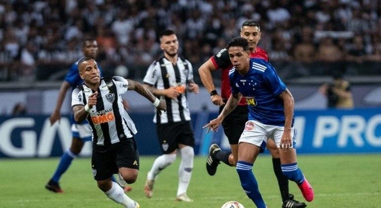 Clássico entre Atlético e Cruzeiro está marcado para este domingo (11)