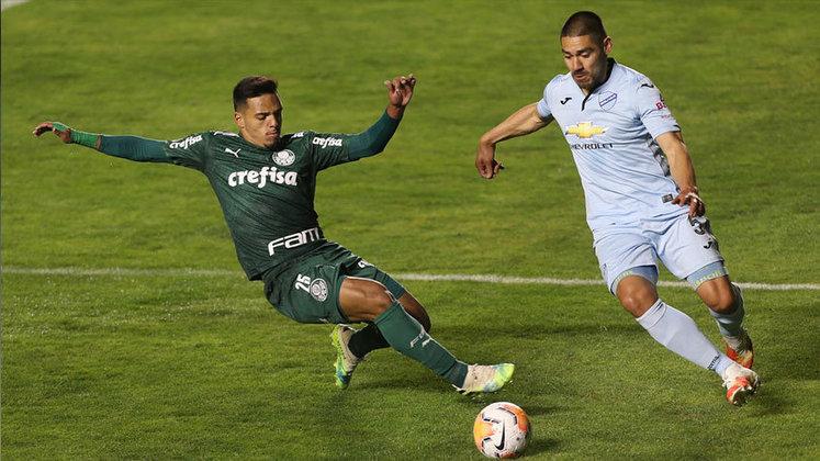 Nesta quarta-feira, às 19:15h, o Palmeiras recebe o Bolívar, no Allianz Parque, em jogo valendo a classificação dos alviverdes para a próxima fase. A partida será transmitida pela Fox Sports para todo o Brasil.