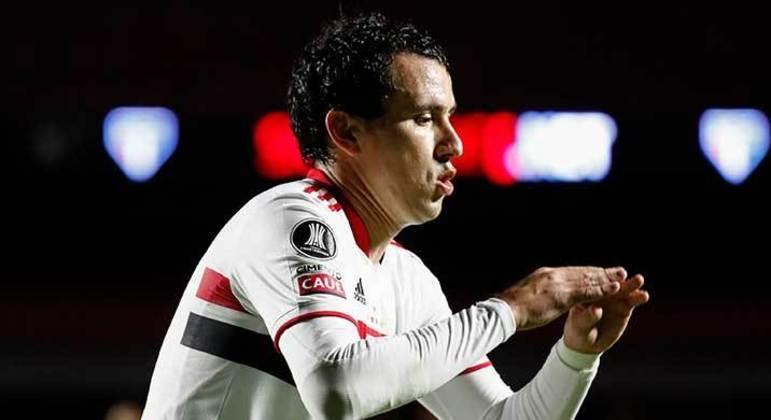 Pablo fez o gol que abriu caminho para a vitória