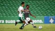 ATUAÇÕES: Arias marca para o Fluminense e recebe a maior nota; Lucca faz gol contra e compromete