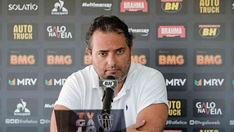 Nesta segunda-feira (4), o Atlético-MG rescindiu o contrato do diretor de futebol Alexandre Mattos. O dirigente estava no Galo desde março de 2020, e o vínculo era válido até o final de 2021. Mattos foi reconhecido pelos bons trabalhos no Cruzeiro e no Palmeiras, em anos anteriores.