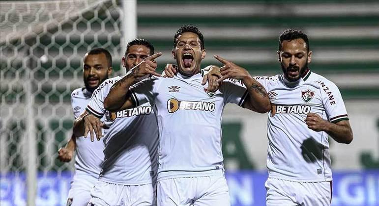 Fluminense venceu a Chapecoense por 2 a 1 e encosta no G6 do Brasileirão