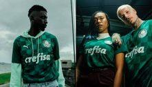 Palmeiras lança novas camisas para 2021. Veja fotos em galeria!