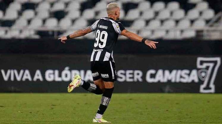 Neste domingo, o Botafogo venceu o Sampaio Corrêa por 2 a 0, no Nilton Santos. Com gols de Rafael Navarro e Oyama, o Alvinegro subiu para a segunda colocação na Série B do Brasileiro. (Por Ana Daróz; anapereira@lancenet.com.br)