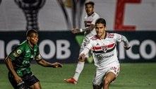 Nestor lamenta 0 a 0 do São Paulo com América: 'Faltou tranquilidade'
