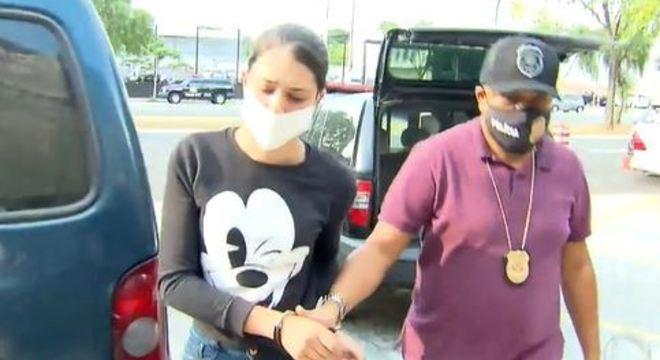 Família acredita na inocência da jovem presa