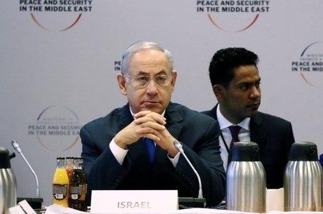 Netanyahu se encontrou com Putin