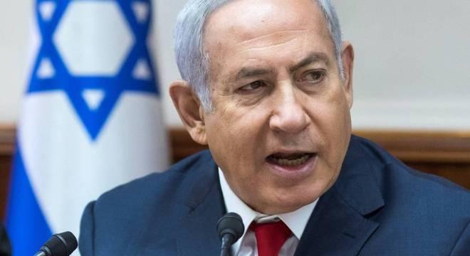 Netanyahu vai negociar projetos para as áreas de defesa e segurança com o Brasil