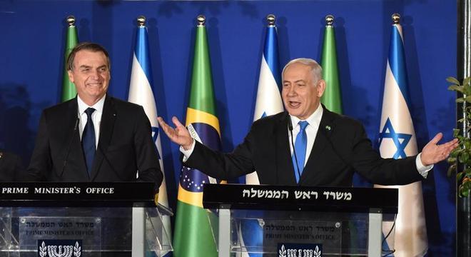 Netanyahu conquistou 26,72% dos votos na eleição