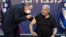 Netanyahu toma 2º dose de vacina contra covid-19 em Israel