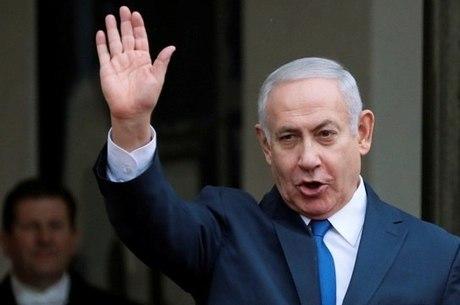 Benjamin Netanyahu estará na posse de Bolsonaro