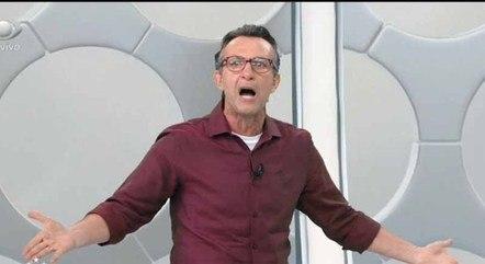 """Neto apresenta """"Os Donos da Bola"""" na Band"""