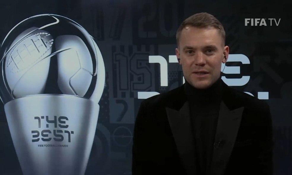 Neuer foi escolhido o melhor goleiro da temporada. Deixou para trás Alisson