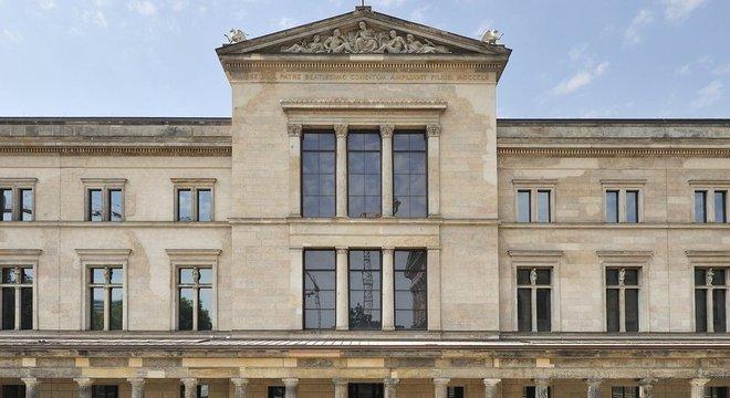 Neues Museum quase foi demolido diversas vezes e ficou seis décadas em ruínas, até sua recuperação ser aprovada em 1985
