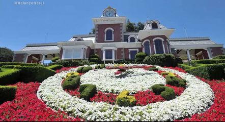 Neverland foi vendido por R$ 103 milhões