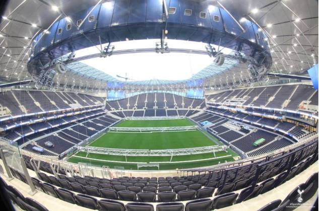 New Tottenham Hotspur Football Stadium