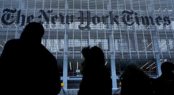 Times registrou declínio na receita de anúncios digitais por três trimestres seguidos