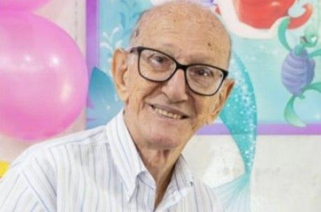 Newton Zarani jogou futsal até os 82 anos