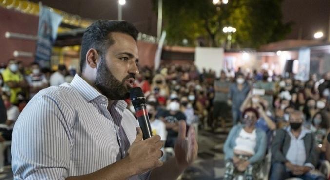 Ney Santos  foi condenado a dois anos e quatro meses de prisão