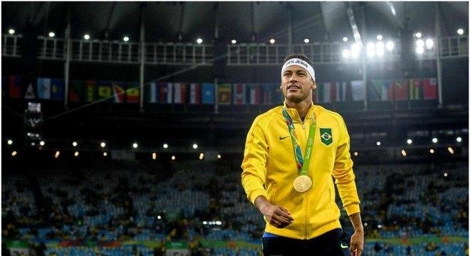 Efeito colateral do coronavírus. Neymar na disputa da Olimpíada de Tóquio