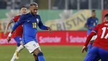 As baladas cobram o preço de Neymar. A barriga e o rosto inchado não são por acaso