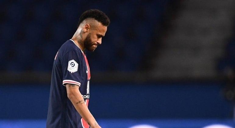 Neymar prometeu e não cumpriu. Quarto fracasso com o PSG na busca da Champions