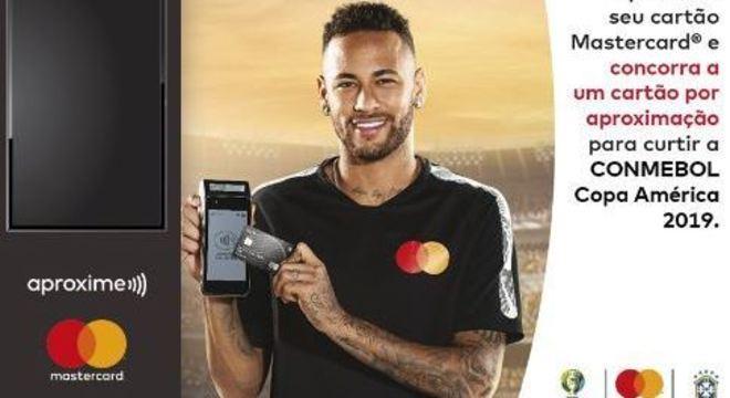 Depois da acusação de estupro, a Mastercard suspense publicidade com Neymar