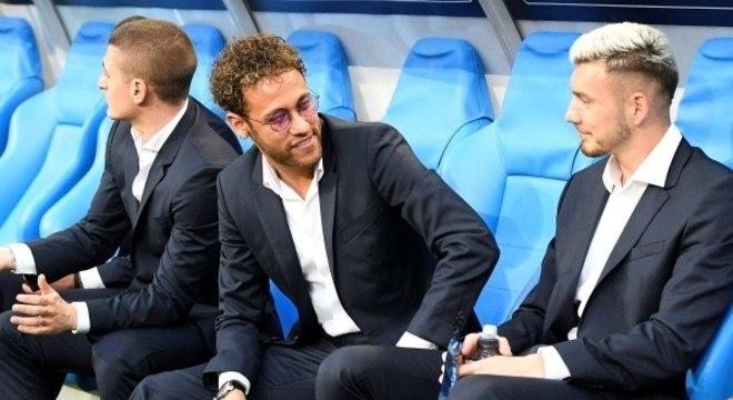 Resultado de imagem para Neymar volta a treinar neste domingo, afirma PSG