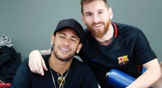 Messi é o grande defensor da volta de Neymar. Mas encontra resistências