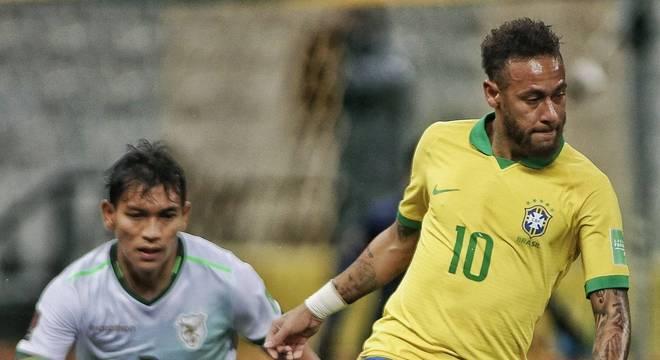 Brasil teve bom atuação contra a Bolívia. Agora o desafio é mais difícil