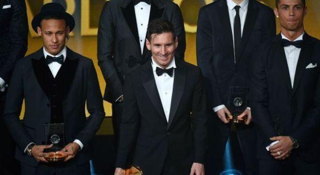 Jesus foi no ponto. Falta a paixão de Messi e Cristiano Ronaldo a Neymar