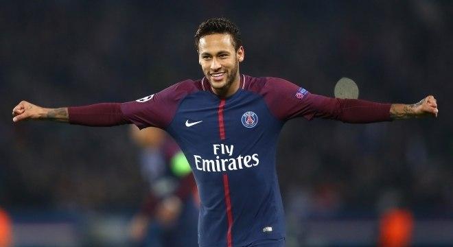 Neymar já fez parte da seleção do mundo duas vezes