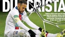 França se cansou das ausências. Das farras de Neymar