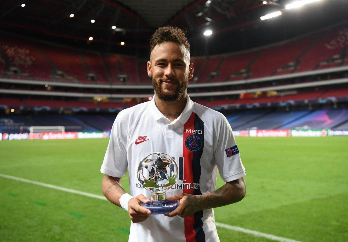 Com Neymar, o PSG já alcançou a melhor campanha na Champions de sua história