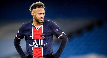Neymar foi para o PSG em 2017